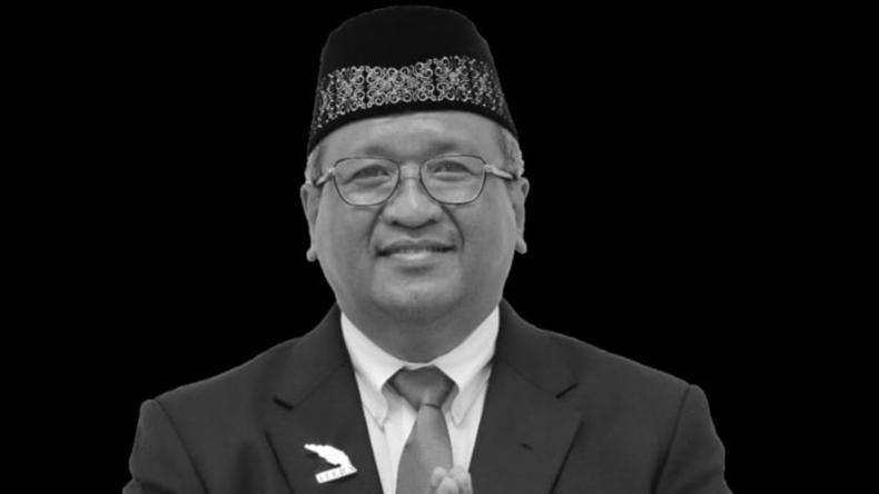 Komplikasi Penyakit, Rektor Itera Profesor Ofyar Tutup Usia