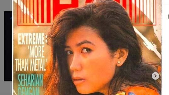 5 Fakta Menarik Nicky Astria Lady Rocker Era 1990-an, Penyanyi dengan Suara Tertinggi
