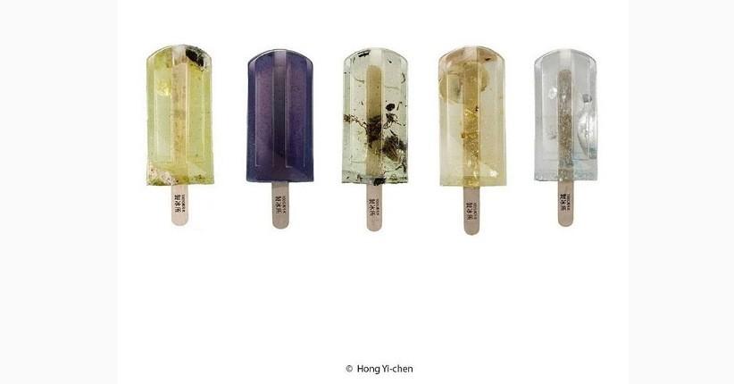 Es Loli Terbuat dari Air Sungai yang Tercemar, Bagaimana Rasanya?