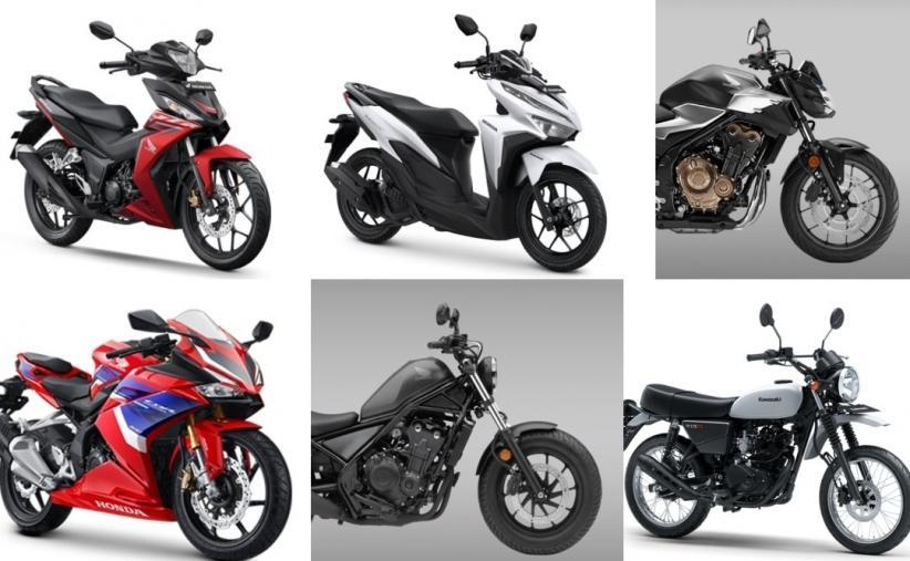Mengenal 8 Jenis Sepeda Motor dari Model Skuter hingga Touring