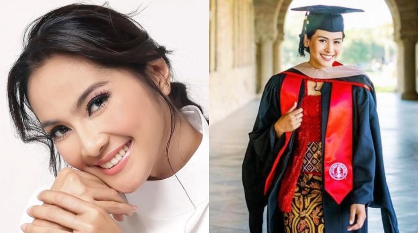 Punya Nama Sama Maudy Koesnaedi Dapat Ucapan Selamat Lulus Wisuda S2, Padahal Maudy Ayunda