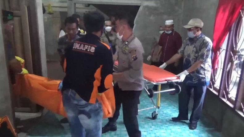 Asahan Gempar, Pria Lansia Ditemukan Tewas Terikat Dalam Kamar