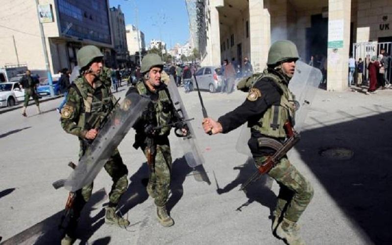 Jadi Korban Salah Sasaran, 2 Pasukan Keamanan Palestina Tewas Ditembak Tentara Israel