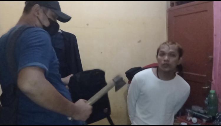 Calon Penganten di Pangkalpinang Ditangkap karena Mencuri, Merengek Jangan Sampai Calon Istri Tahu