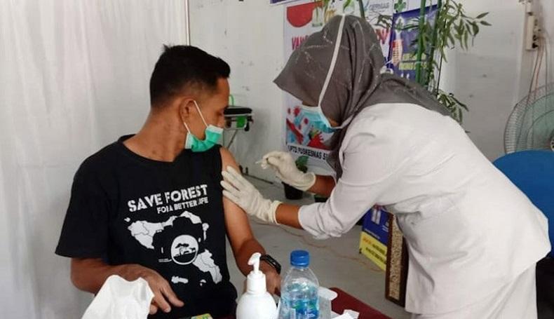Apindo Aceh Yakin Vaksinasi Massal Percepat Pemulihan Ekonomi Masyarakat