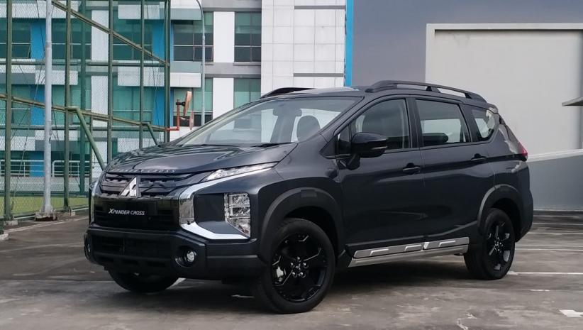 Mitsubishi Targetkan Xpander Rockford Fosgate Black Edition Terjual 4.000 Unit