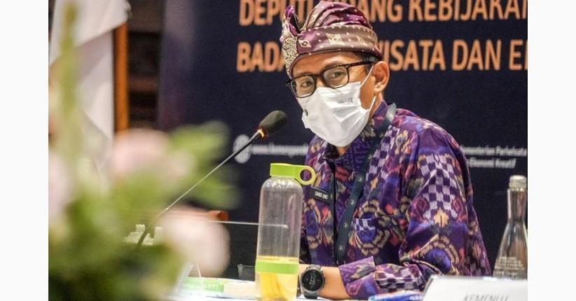 Sandiaga Uno Sebut Kawasan Sanur, Ubud, dan Nusa Dua Siap Dibuka untuk Wisman