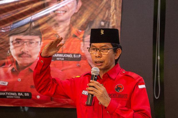 Ketua DPRD Surabaya Mengaku Positif Covid-19