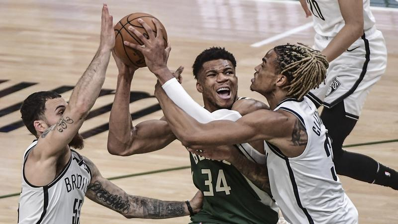Hasil Semifinal Playoff NBA: Bucks Bungkam Nets, Jazz Taklukkan Clippers