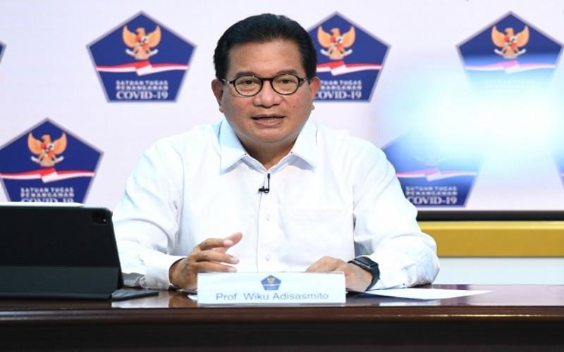 5 Provinsi di Jawa Penyumbang Kasus Covid Terbanyak Sepekan Terakhir