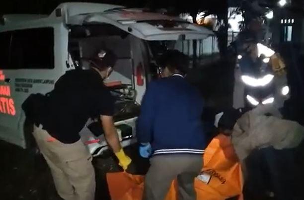 Ngeri, Pria di Bandarlampung Bunuh Diri di Rel Kereta Api hingga Kepala Terpisah