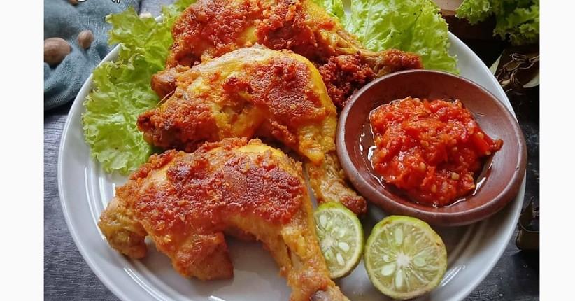 Cara Membuat Ayam Bakar Padang, Lezat dan Pedasnya Bikin Penasaran