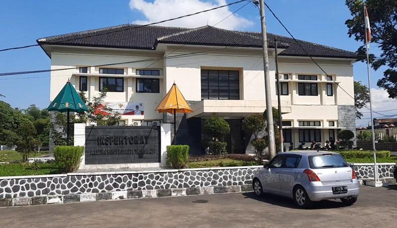 6 Pegawai Positif Covid-19, Kantor Inspektorat Kota Tasikmalaya Ditutup