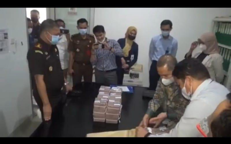 Kontraktor Terdakwa Korupsi di Ogan Ilir Kembalikan Uang Negara Rp2,4 Miliar