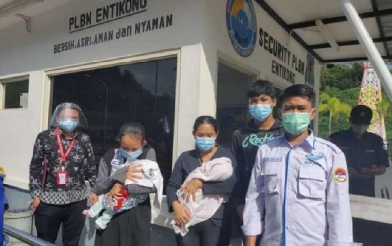 Usai Melahirkan, 2 WNI Dideportasi dari Malaysia karena Tak Punya Dokumen Perjalanan