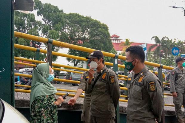 Kasus Covid-19 Naik, Pemkot Yogyakarta Akan Gencarkan Operasi Masker