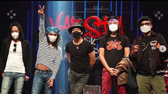 Slank Garap Album Baru, Kaka: Pandemi Covid-19 Jangan Hentikan Mimpi Musisi