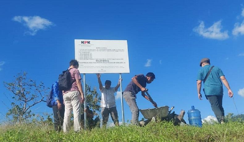 KPK Sita 6 Bidang Tanah di Sulsel Diduga Milik Nurdin Abdullah