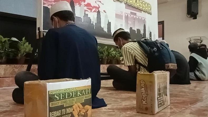 Modus Minta Sumbangan Masjid, 8 Preman di Makassar Ditangkap Polisi