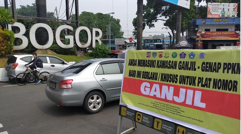 Ganjil Genap di Bogor, Berlaku untuk Mobil dan Motor