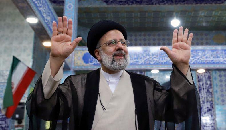 Ebrahim Raisi Menang Pilpres Iran, Gantikan Hassan Rouhani
