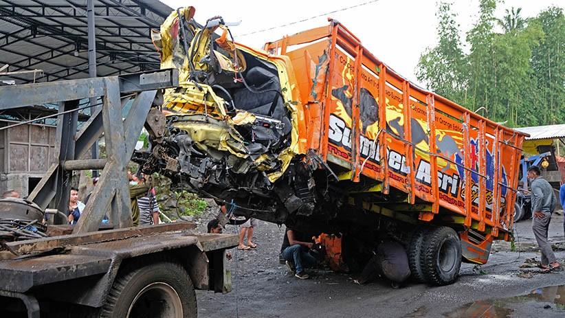 Dari Januari 2021, 39 Kecelakaan Lalu Lintas Terjadi di Limapuluh Kota