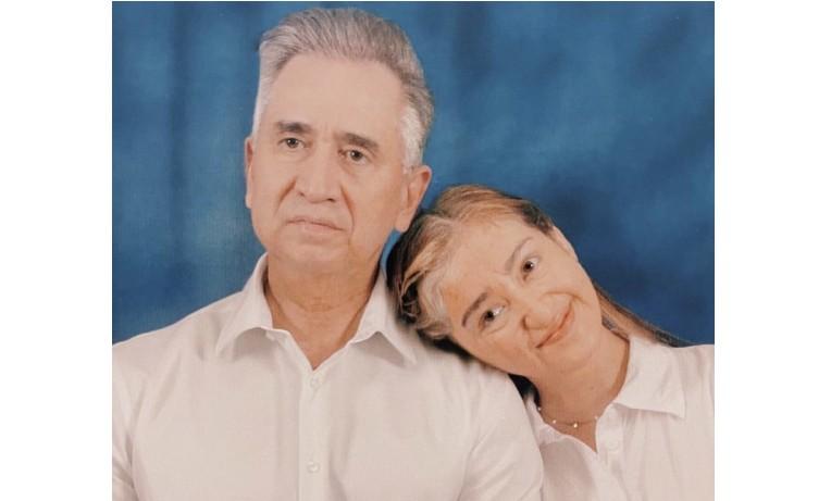 Ranty Maria Unggah Potretnya dan Verrell Bramasta Jadi Kakek-Nenek, Netizen Pangling