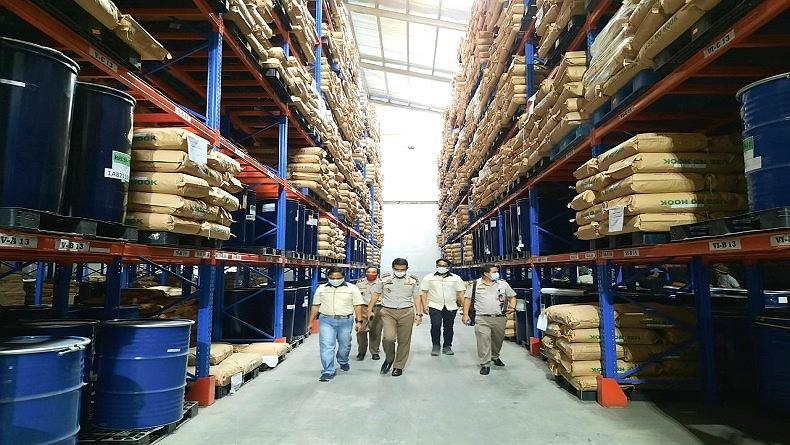 Sulut Ekspor 52 Ton Tepung Kelapa ke Mesir