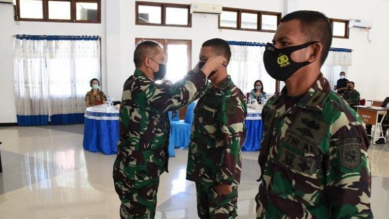 TNI AL Gelar Latihan Hukum Laut Internasional di Manado