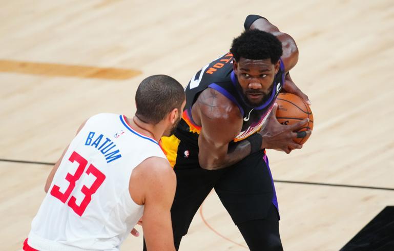 Hasil Final Playoff NBA: Phoenix Suns Bungkam LA Clippers di Game Pertama