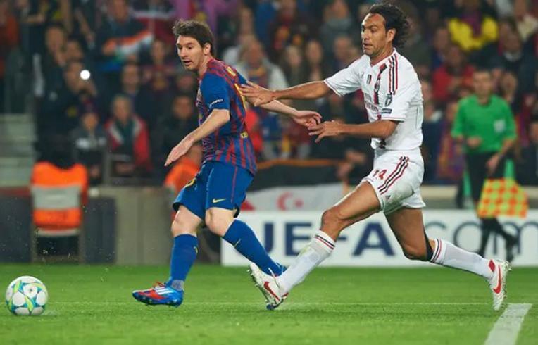 Alessandro Nesta Takut Jumpa Lionel Messi: Dia Hancurkan Mental Saya!
