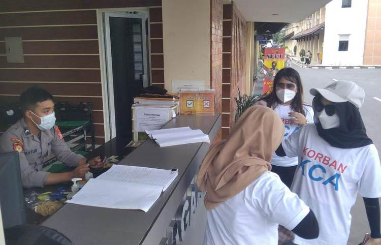 Polda DIY Tetapkan Bandar Arisan Online KCA Jadi Tersangka