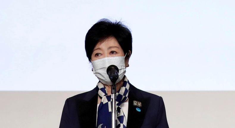 Sebulan Jelang Olimpiade, Gubernur Tokyo Yuriko Koike Dirawat di RS akibat Kelelahan