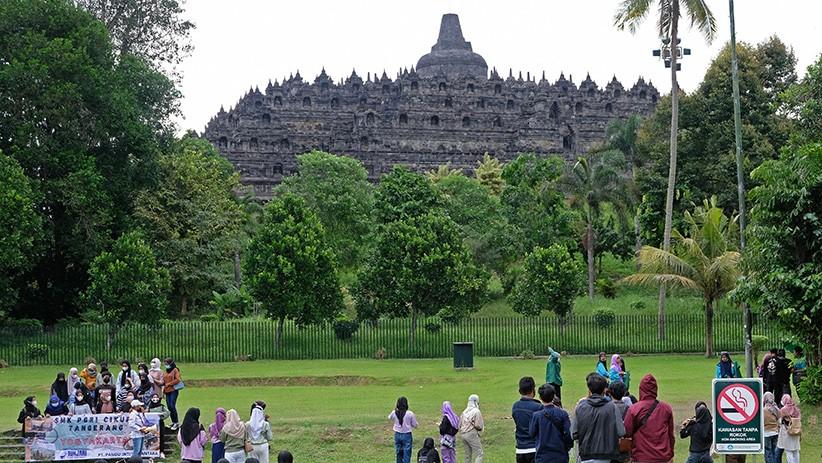 Candi Borobudur Akan Dibuka, Kapolres Magelang Ingatkan Masyarakat Disiplin Prokes