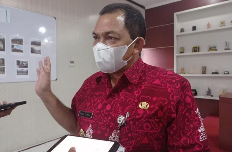 BOR RS Rujukan Covid-19 di Kabupaten Semarang Turun 20 Persen