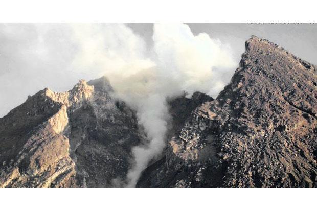 Merapi Semburkan Awan Panas Empat Menit Sebelum Gempa M5,3 Guncang Gunungkidul