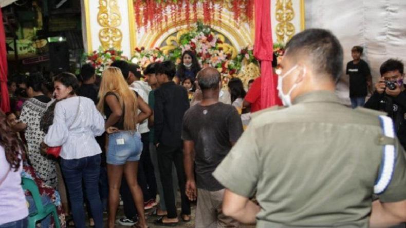 Catat, Mulai 1 September Warga Pasaman Barat Dilarang Gelar Hajatan Pernikahan