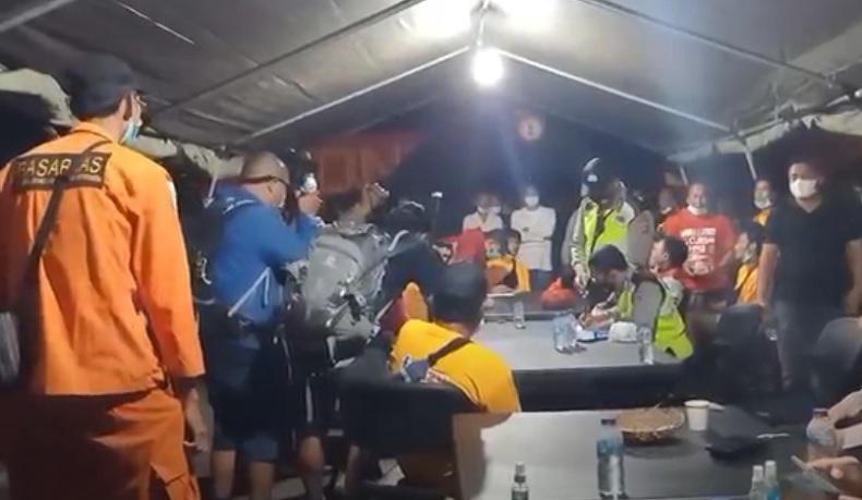 KMP Yunicee Tenggelam, Posko DVI Terima Laporan 7 Orang Hilang