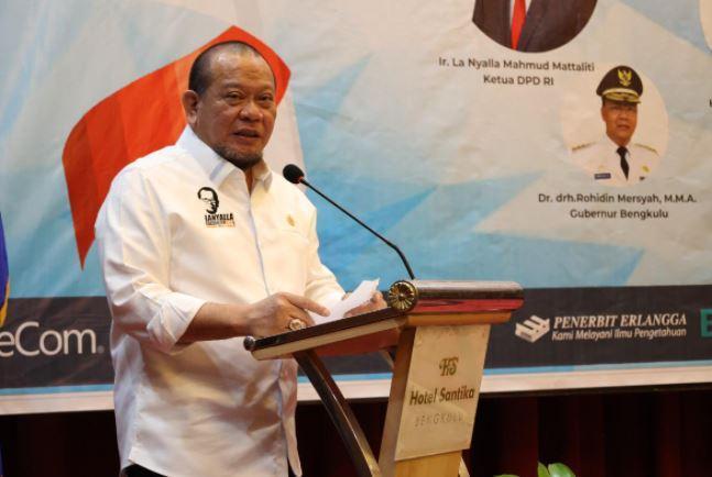 Ketua DPD La Nyalla Dukung NTT-NTB Jadi Pusat Budi Daya Ikan Kerapu dan Kakap