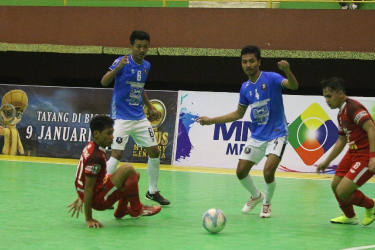 Liga Futsal Nusantara Provinsi Jawa Tengah 2021 Resmi Ditunda