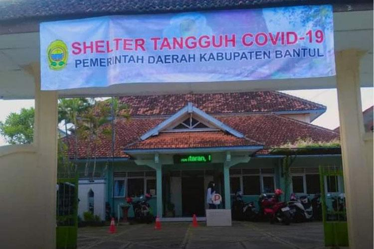 Pasien Coid-19 di Bantul yang Masih Jalani Karantina Capai 10.465 orang