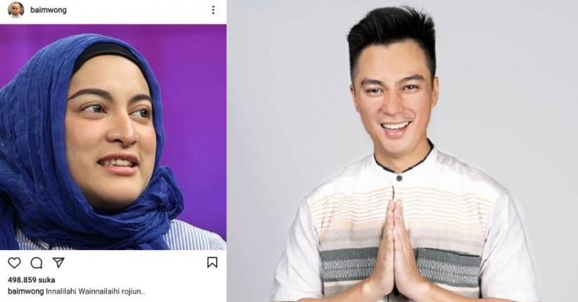 Berduka Jane Shalimar Meninggal, Baim Wong: Allah Menegur Kita dengan Covid-19, Siapkan Amal Ibadah