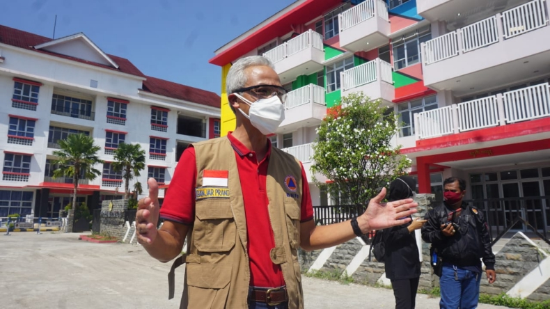 Asrama Mahasiswa dan Gedung SMP di Pekalongan Jadi Tempat Isolasi Covid Terpusat