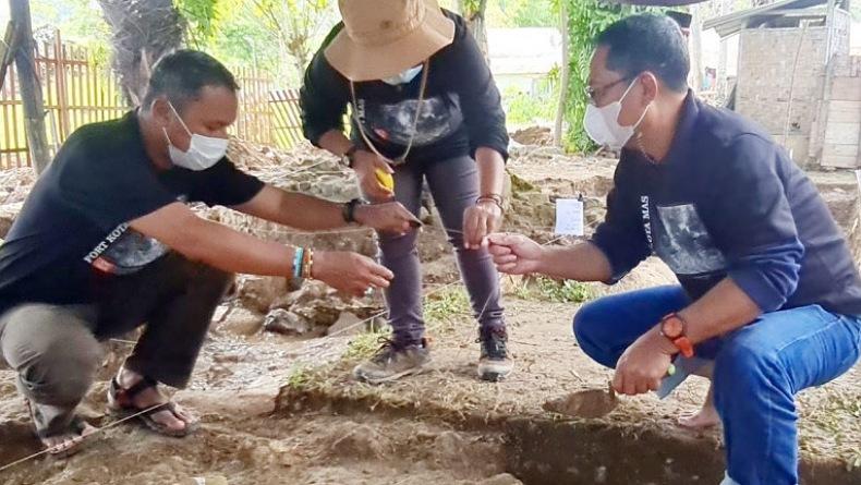Sumur Tua Berdiameter 2,8 Meter Ditemukan di Benteng Maas Kwandang