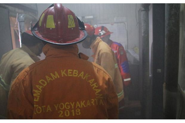 Gara-Gara Blower, Perusahaan Distribusi Makanan di Sleman Ini Terbakar