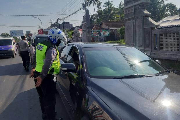 Polda DIY Tutup 793 Tempat Usaha selama PPKM Darurat, 14.373 Kendaraan Diputarbalikkan