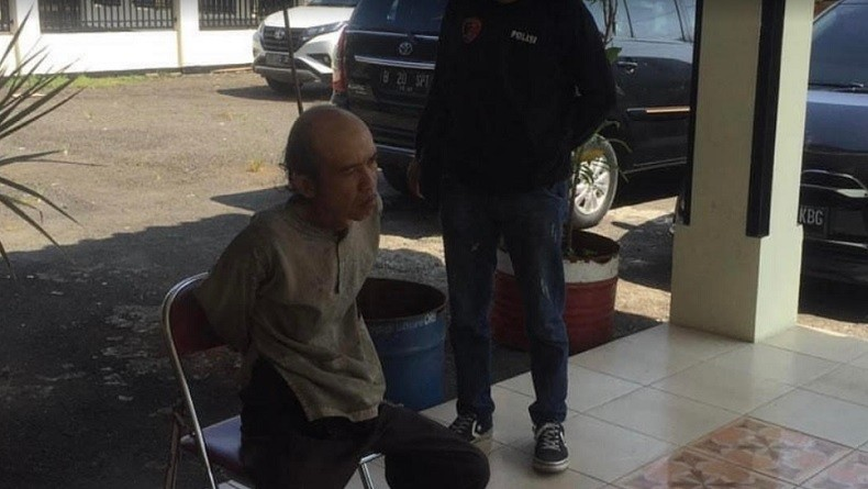 Mengamuk Hancurkan Bengkel Las dan Motor, Pria Mengaku Raja Sunda Asia Ditangkap