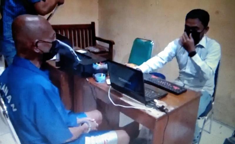 Ancam Bacok Nakes dengan Parang, Pria asal Sragen Ini Ditangkap Polisi