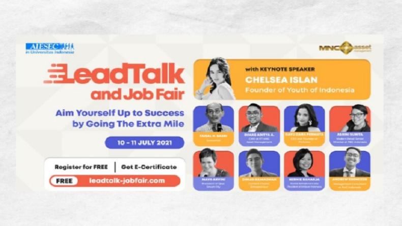 Dukung Literasi Investasi dan Reksa Dana, MNC Asset Management Berbagi di Webinar Lead Talk and Job Fair UI