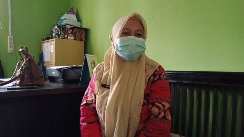 Baru 0,25 Persen Nakes di Bangka Tengah Terima Vaksin Booster